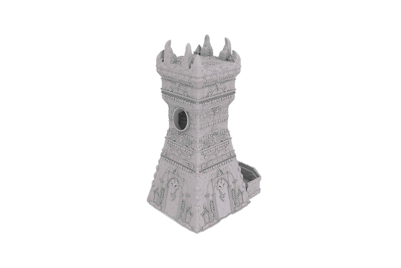 Fate's End Dice Tower - Necromancer