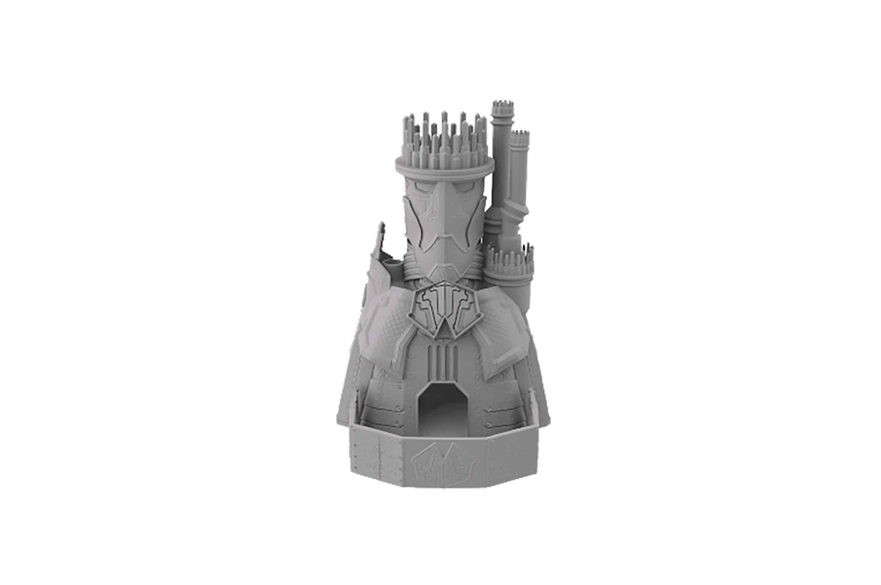 Fate's End Dice Tower - Warforged