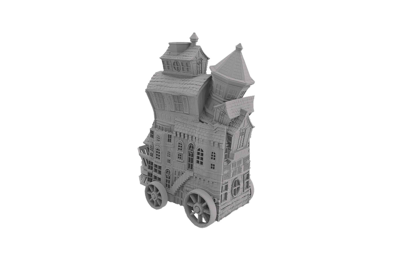 Fate's End Dice Tower - Merchant