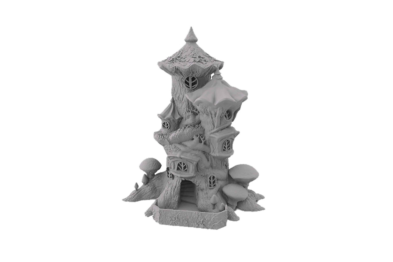 Fate's End Dice Tower - Fairy