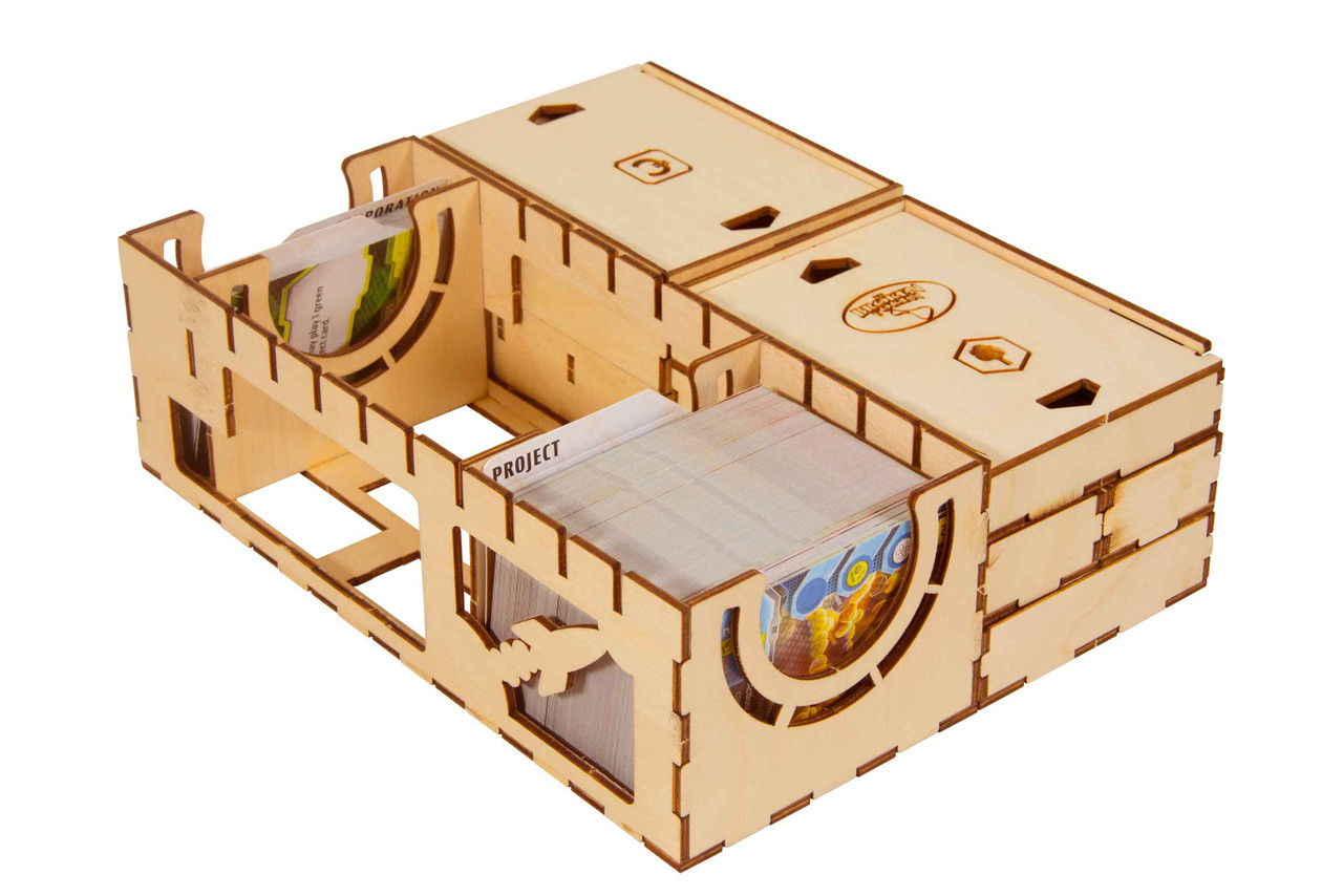 Game Organizer compatible with Terraforming Mars: Ares Expedition