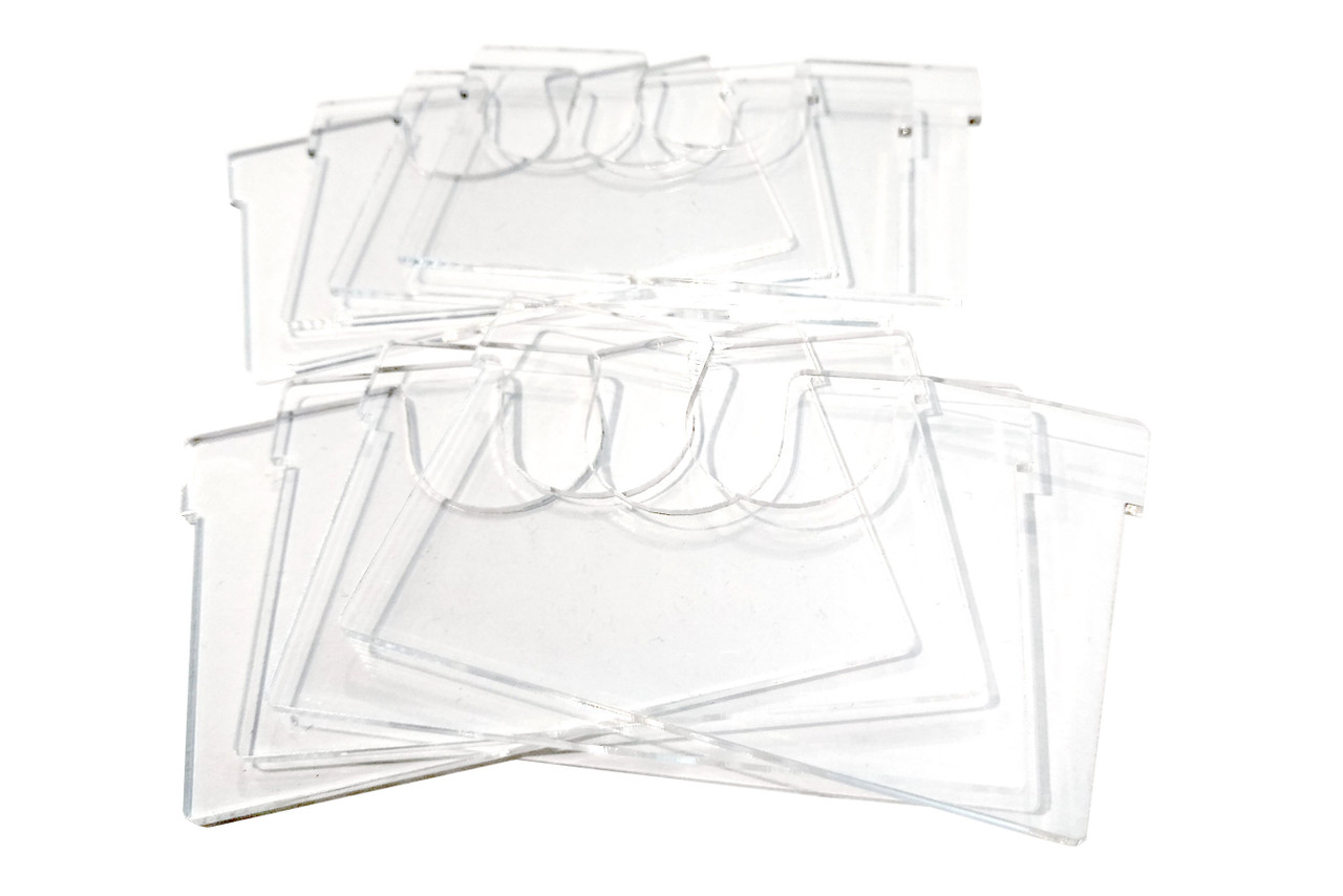 Extra Dividers for ORG058 (8) - Acrylic