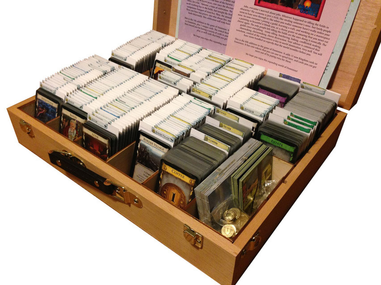 Dominion Case and Organizer Set