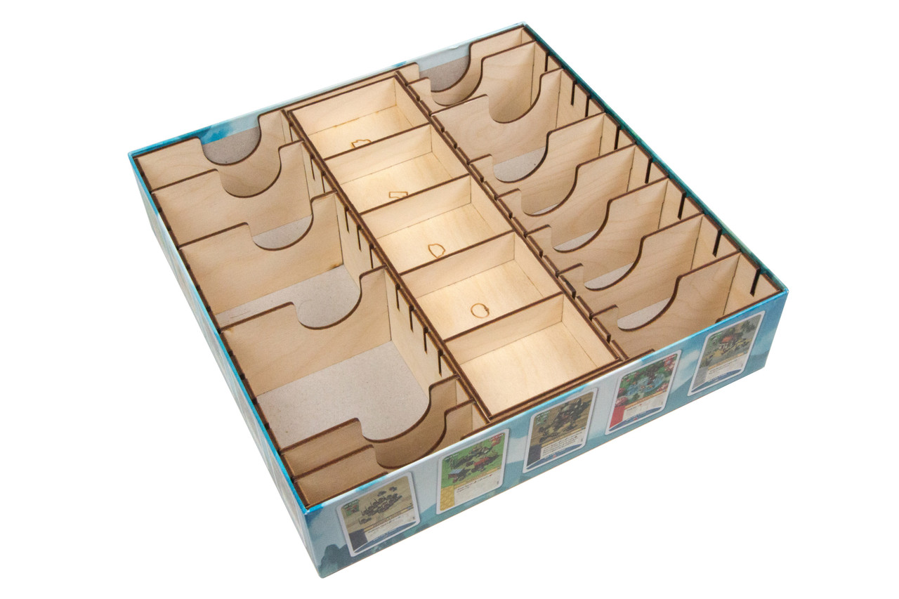 Imperial Settlers Organizer