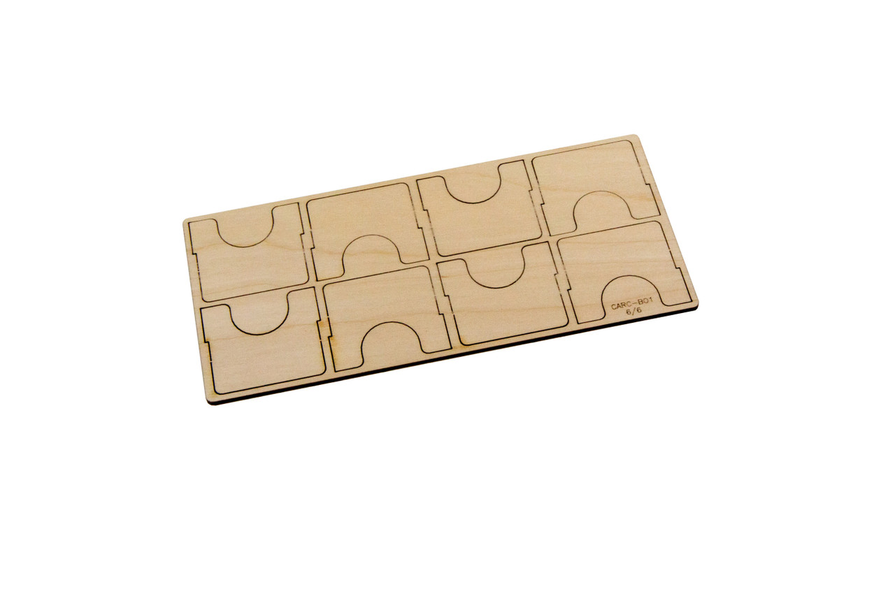 Extra Dividers for Carcassonne Organizer (8)