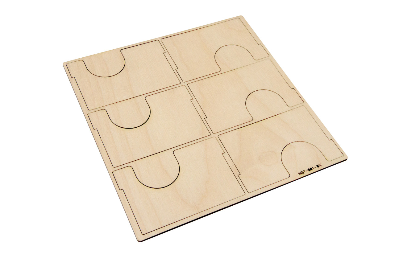 Extra Dividers for Imperial Settlers Organizer (6)