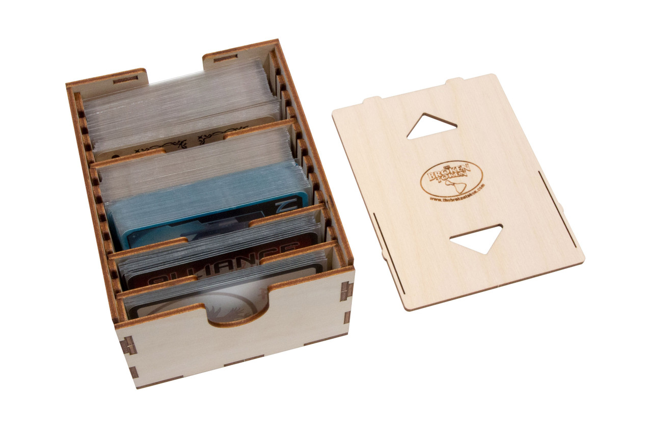 Case for Standard-Size Cards