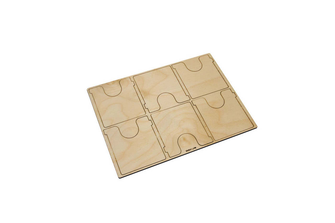 Extra Dividers for High Capacity Card Case (6)