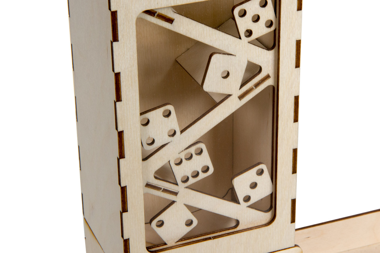 Modular Dice Tower - Ramp