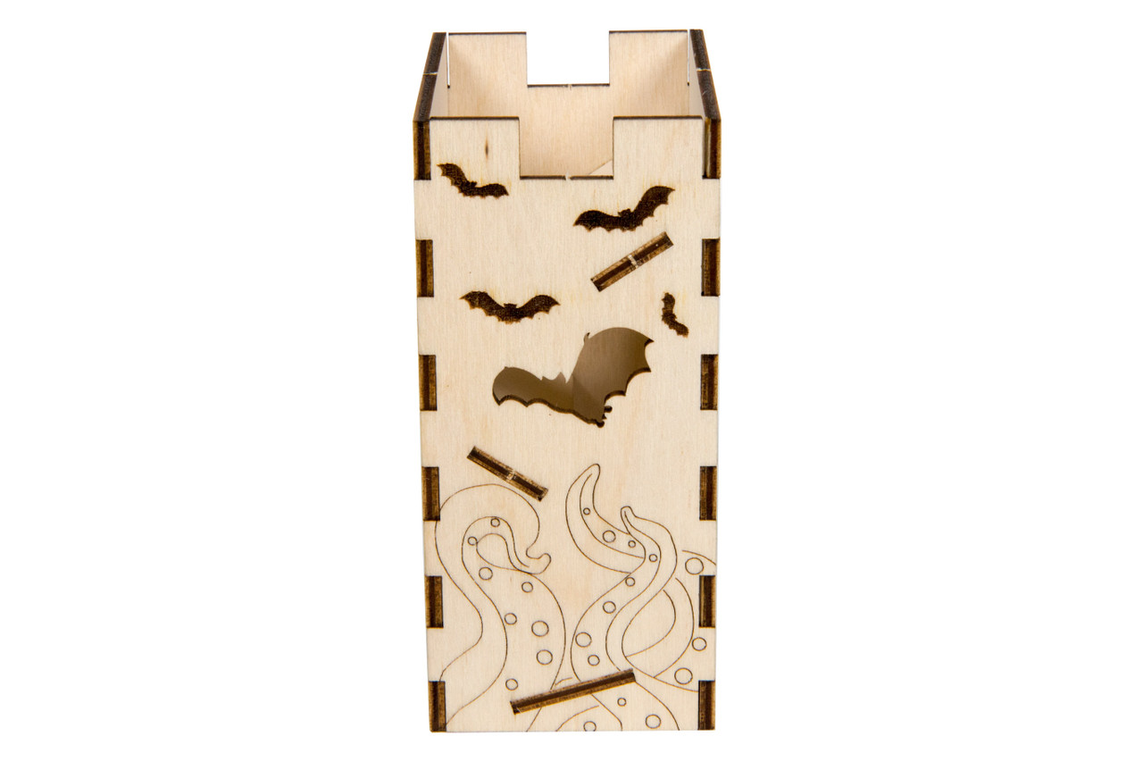 Holiday Mini Dice Tower Kit - Spookenstein