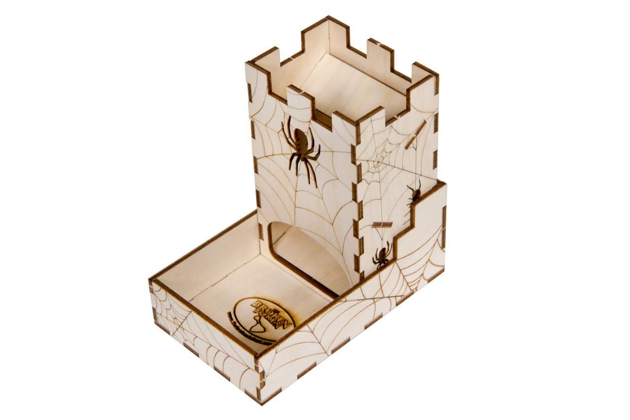 Holiday Mini Dice Tower Kit - Aaahh!rachnid
