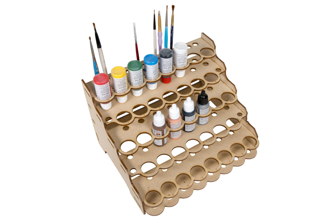 Modular Paint Rack - 26mm Straight