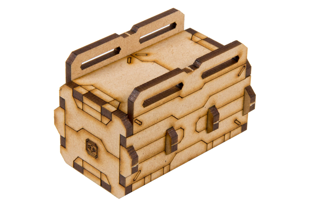 Mettle Shell - Crates (14)