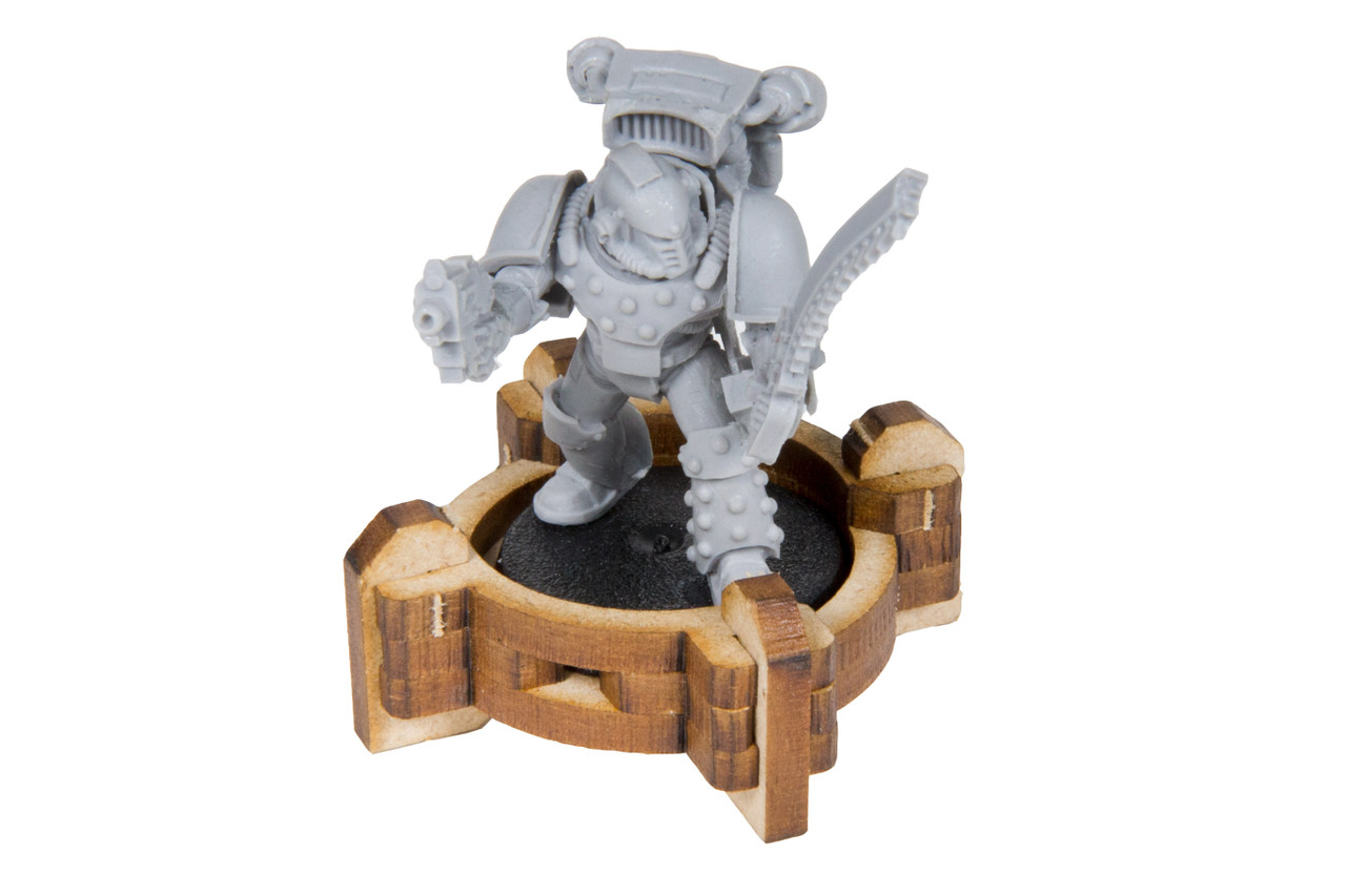 Line of Sight Painting Templates - Points