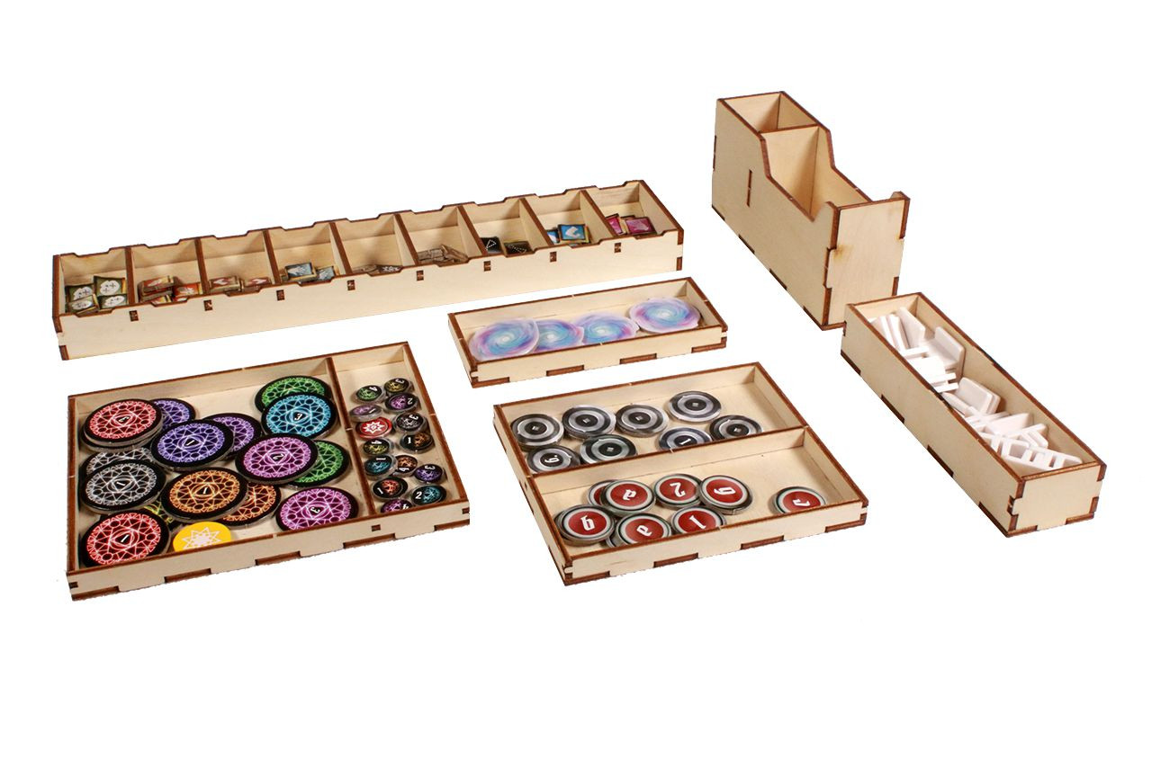 Game Organizer Upgrade compatible with Forgotten Circles