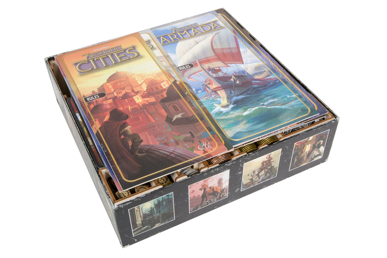 Wondrous Fleet Organizer