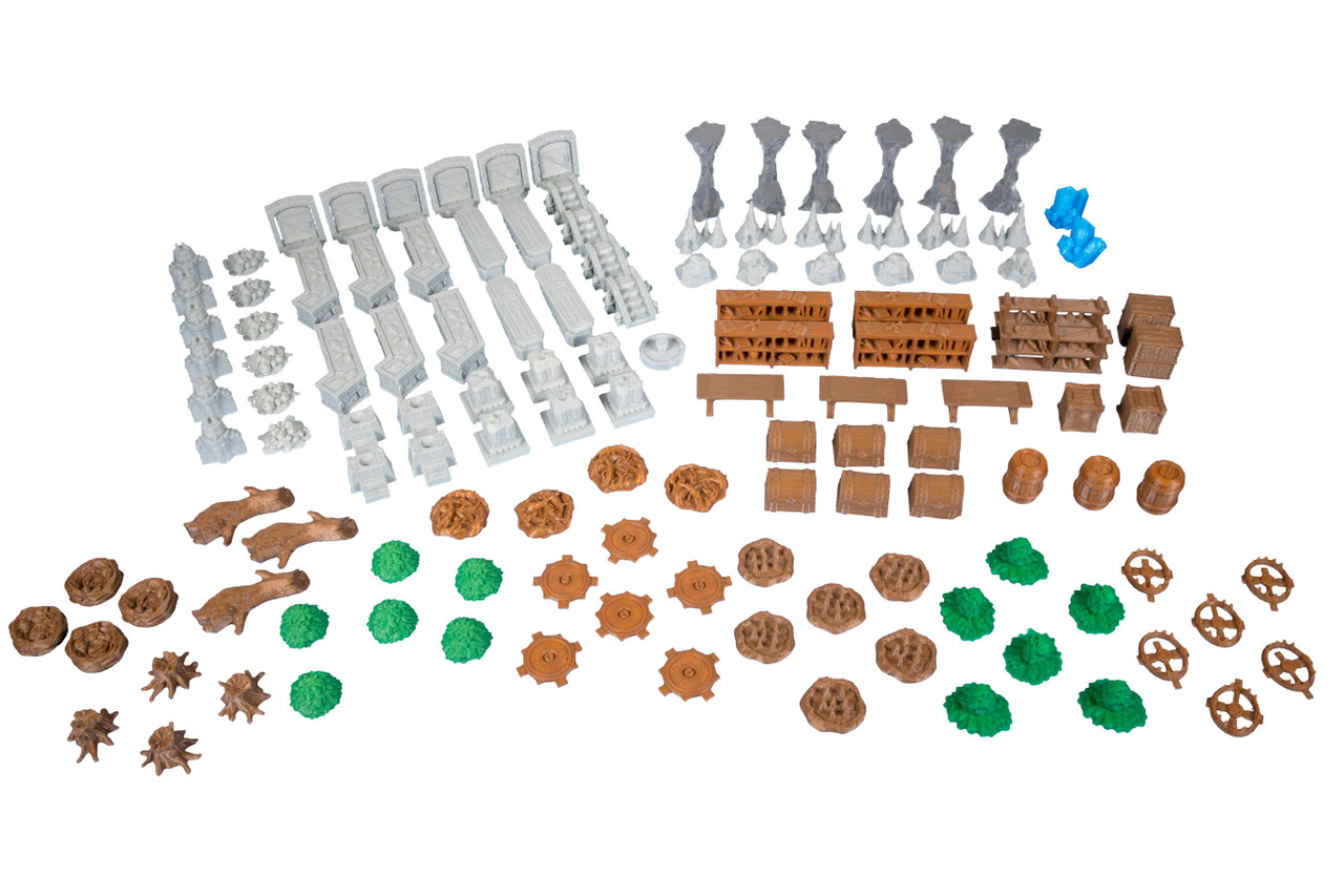 Gloomhaven Dungeon Accessories