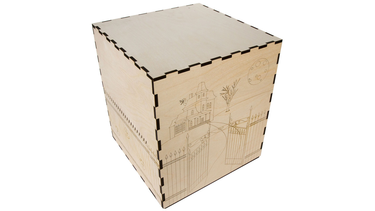 Mad Manor Crate