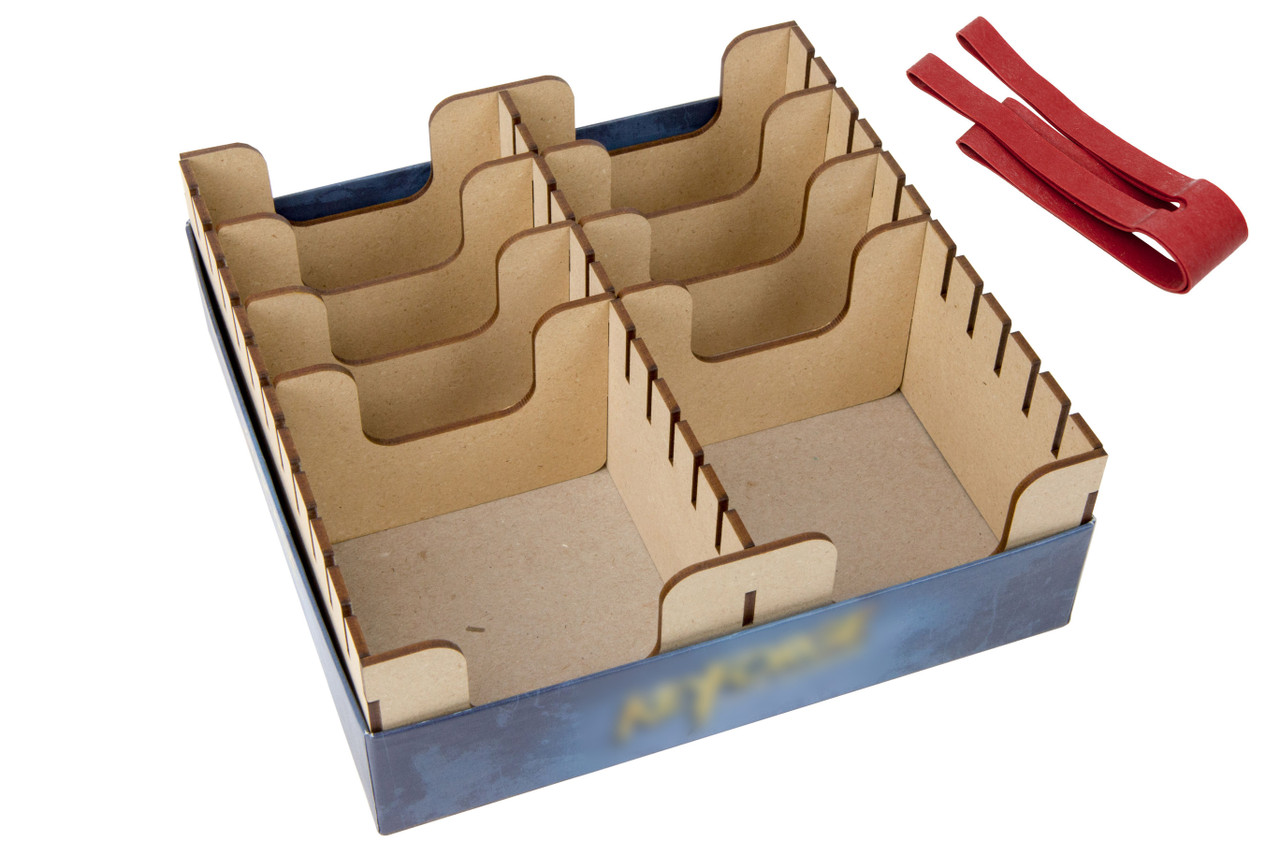 Compact Card Game Deluxe Expansion Organizer