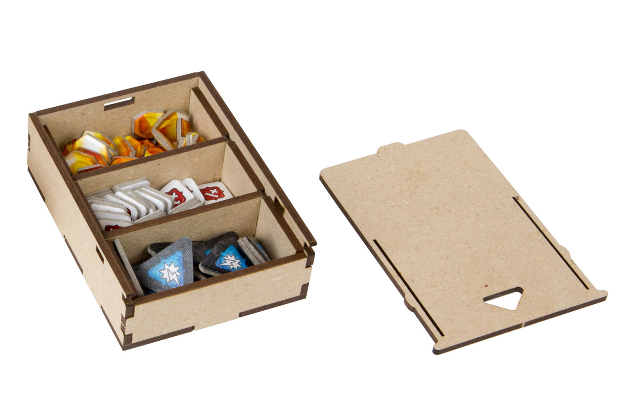 Card Size Bit Box for CCG Expansion Organizer