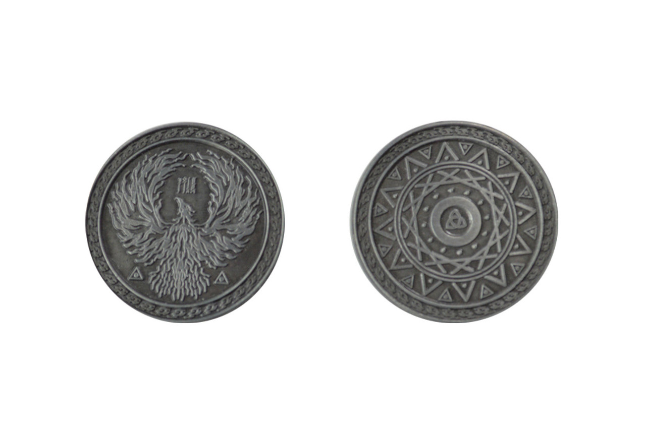 Fantasy Coins - Magic Silver