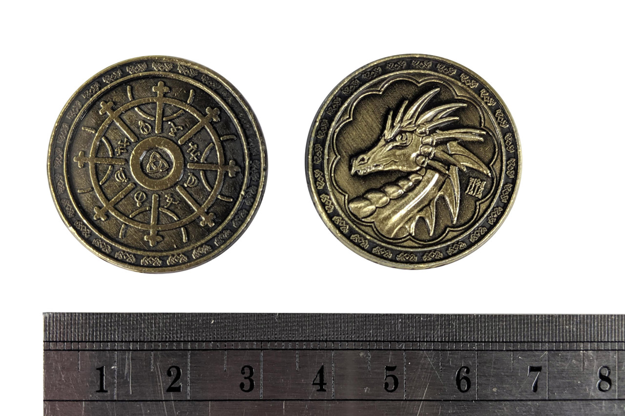 Fantasy Coins - Magic Gold
