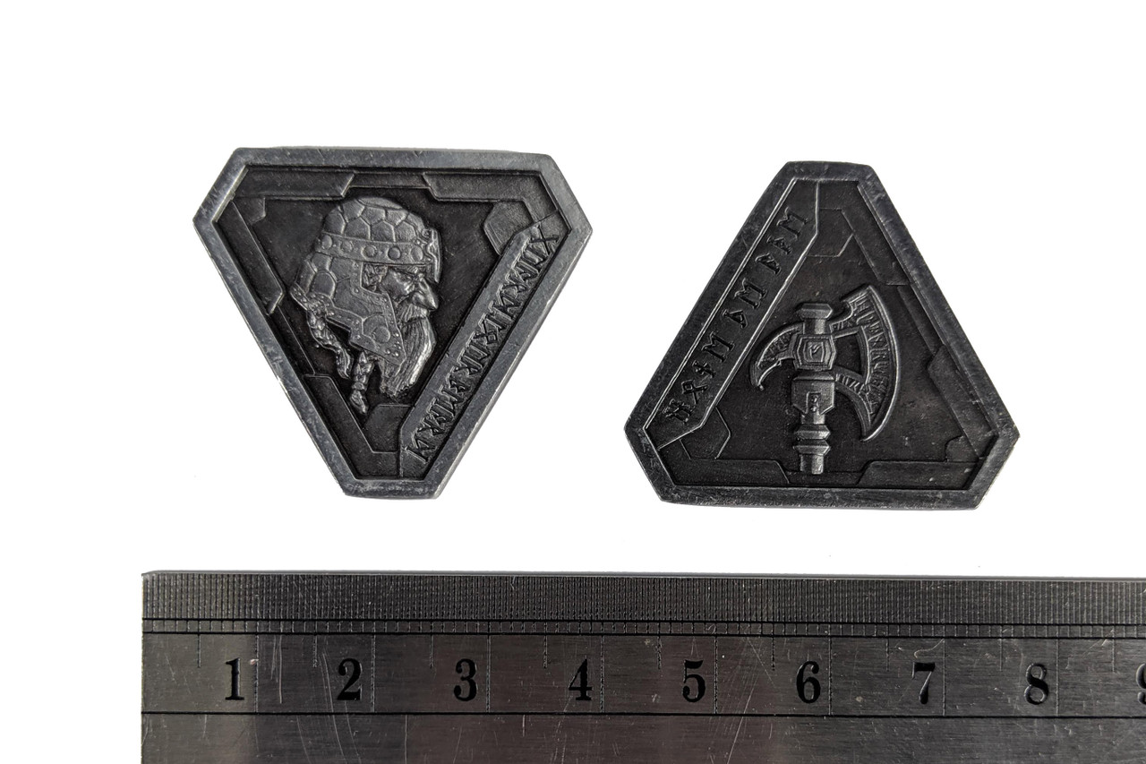 Fantasy Coins - Forge Master Silver