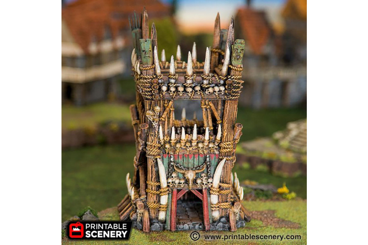 The Tribal Tower