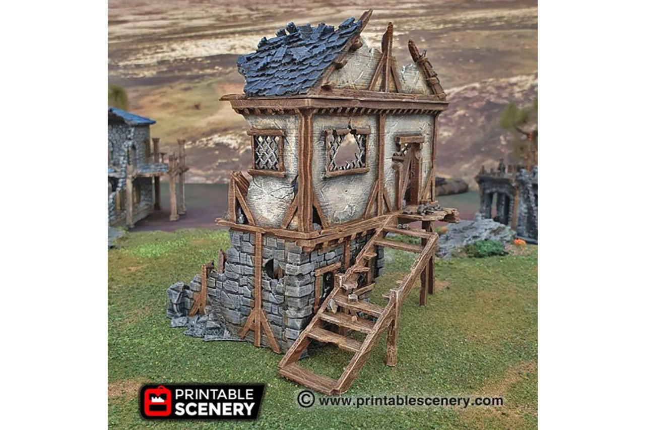 The Ruined Townhouse