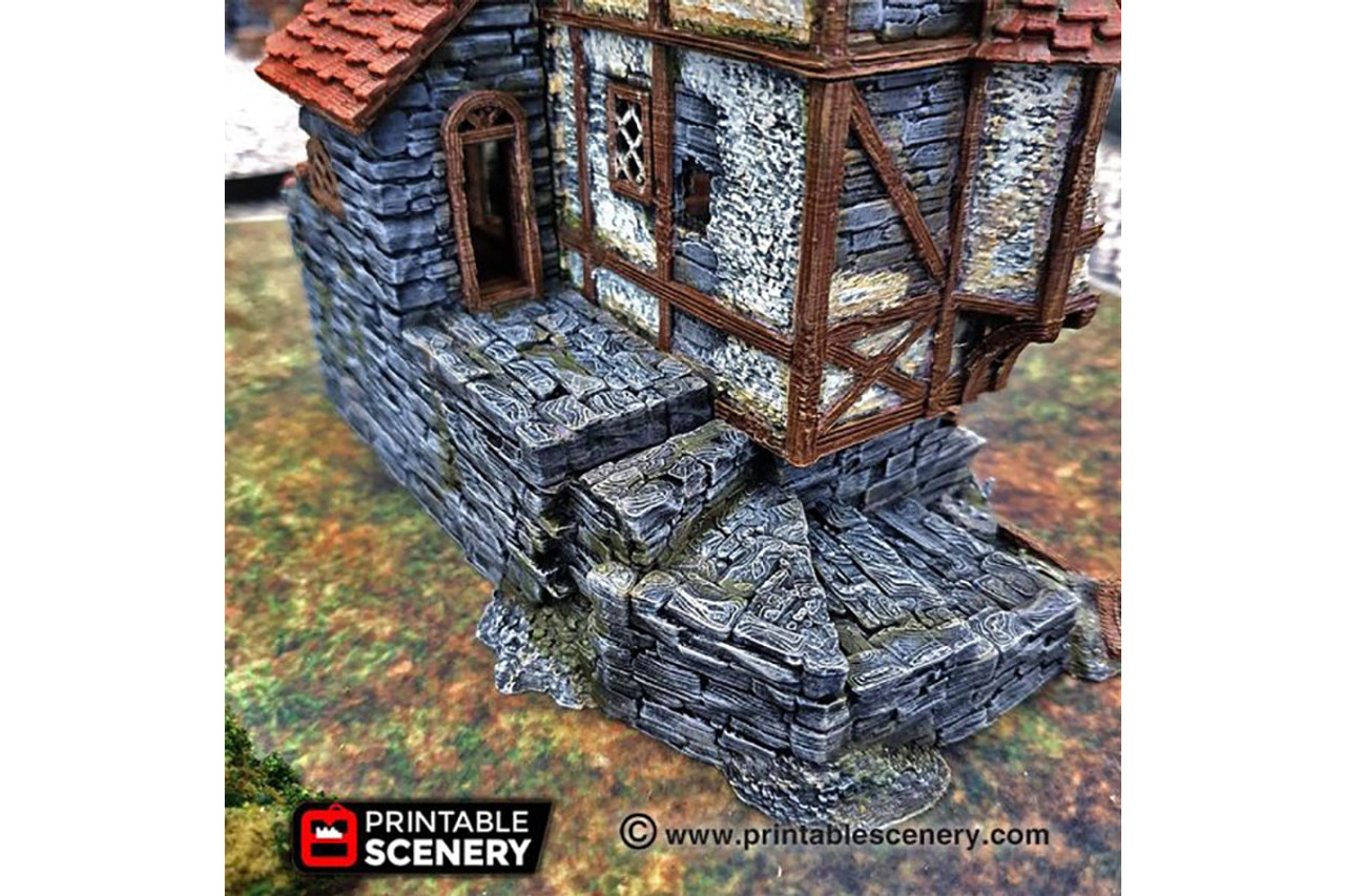 The Ruined Water Mill