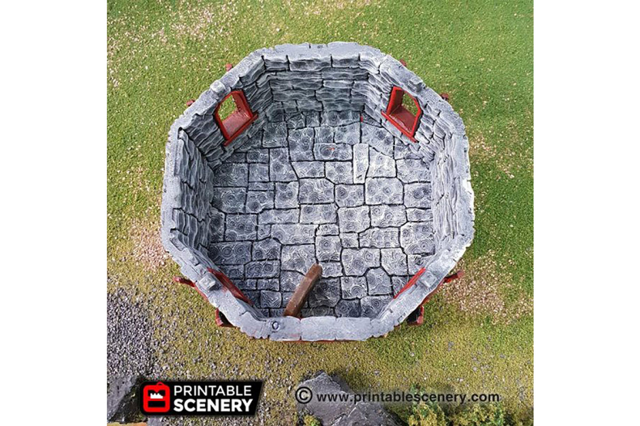 The Dwarven House