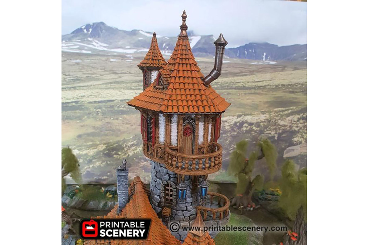 The Sorcerer's Tower