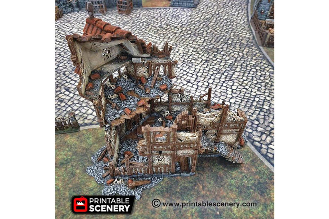 The Ruined Merchants and Markets