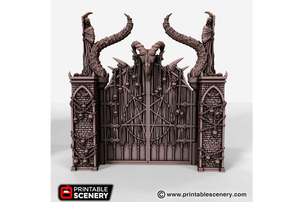 The Gates of Doom I