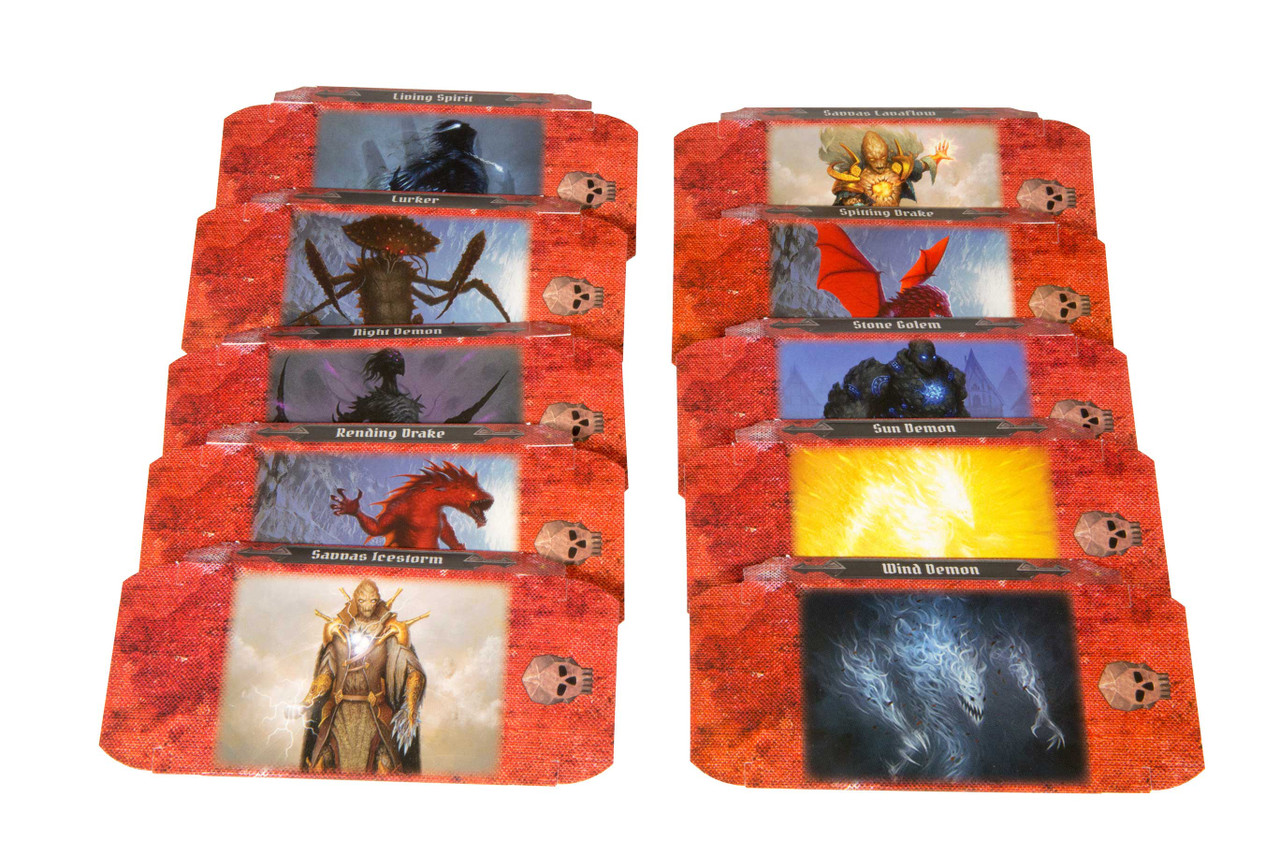 Gloomhaven Tuck Boxes