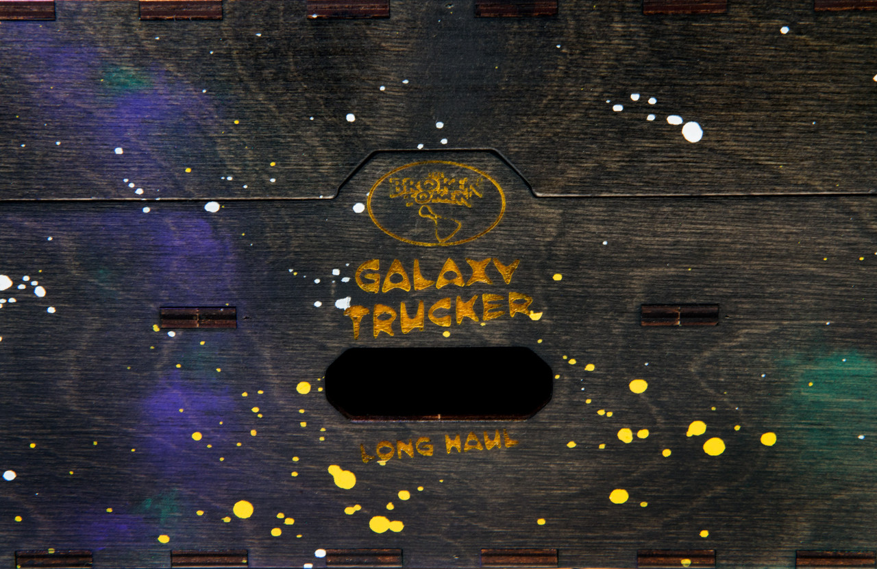 Galaxy Trucker Long Haul Edition