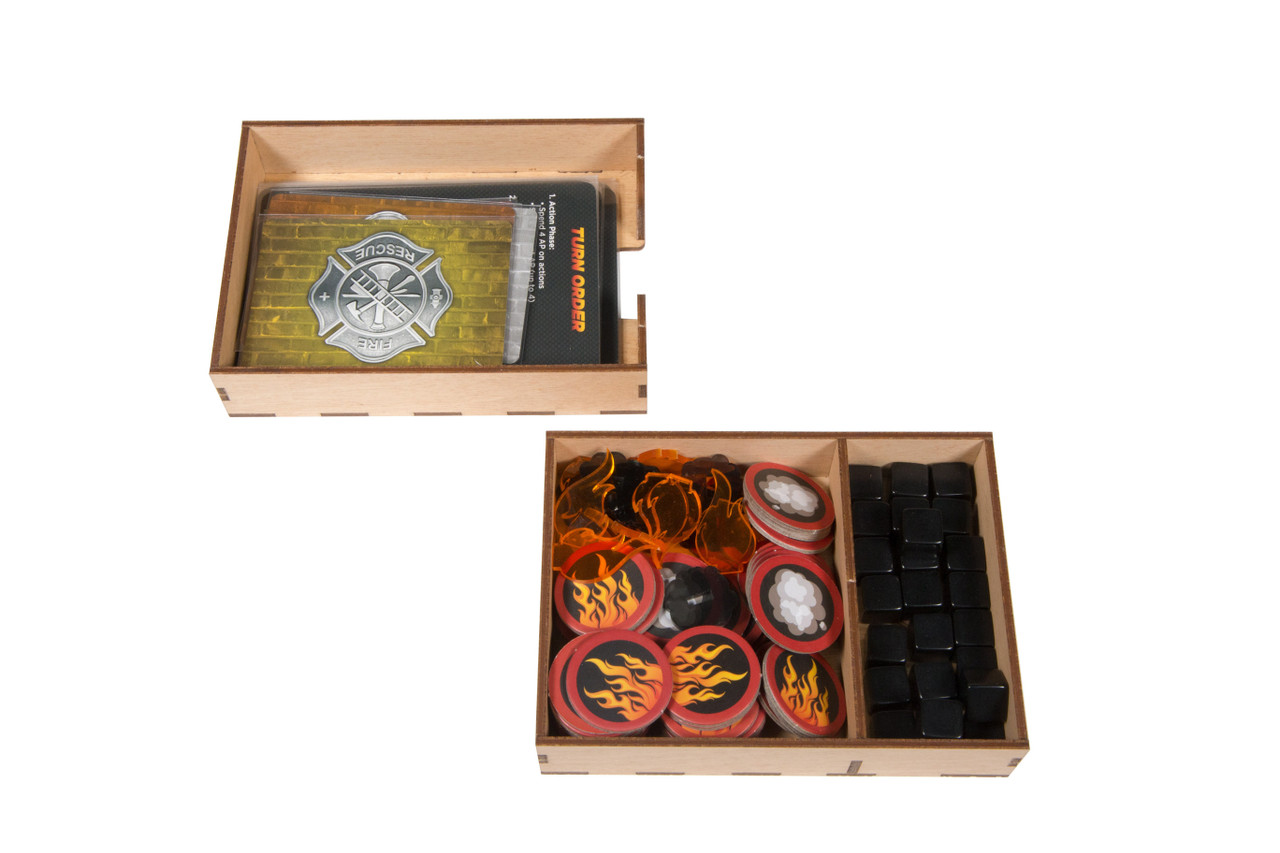 Flash Point: Fire Rescue Crate - First Responder Edition