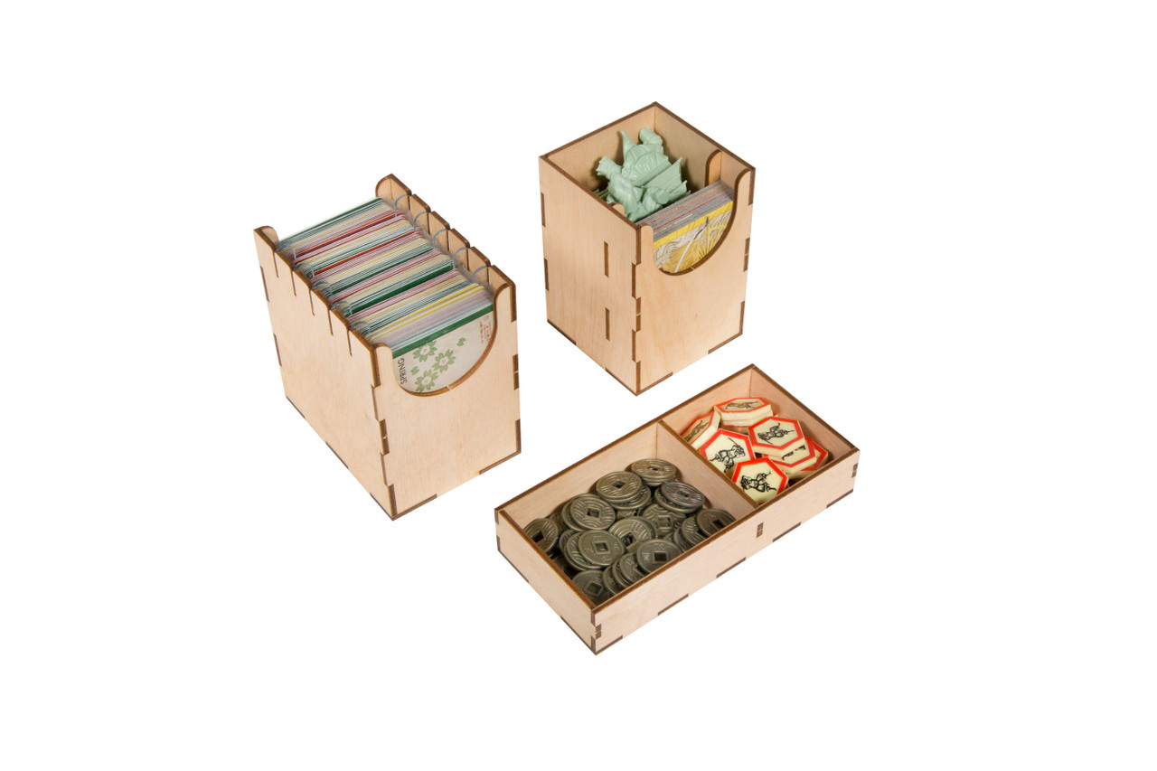 Rising Sun: Shogun Limited Edition Crate (Red)
