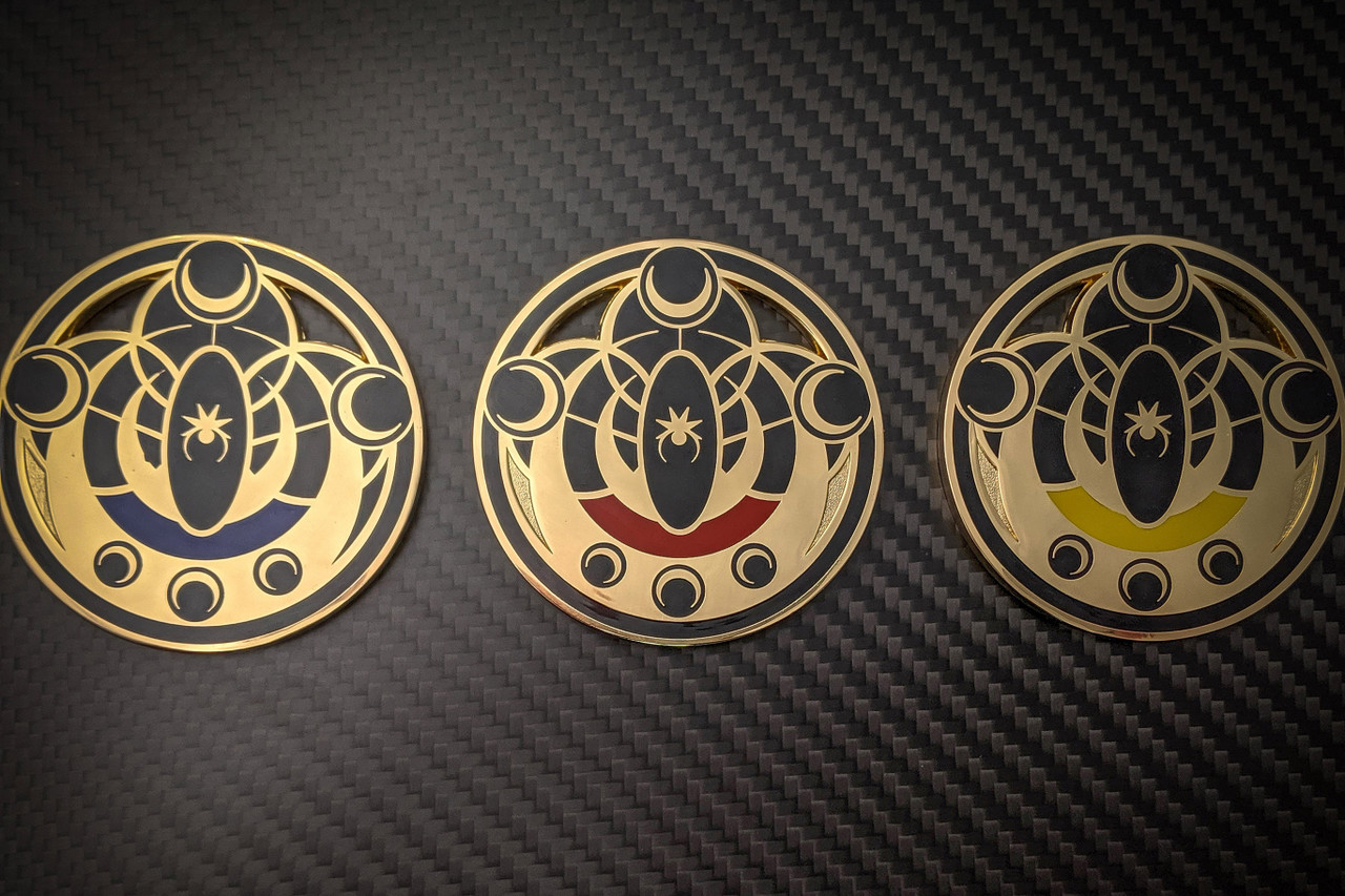 Monument to the Architects - Collector Keys Set (3)