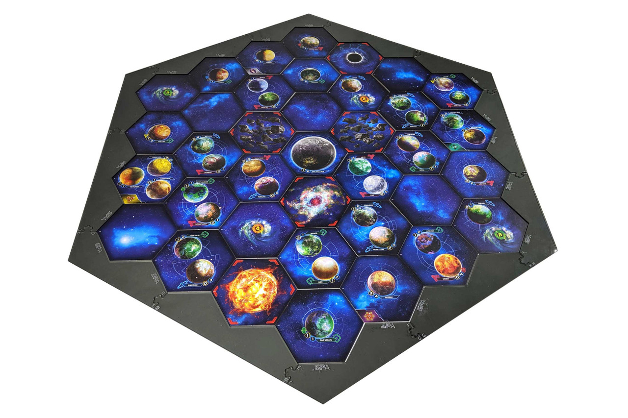 Imperious Twilight Game Board Frames