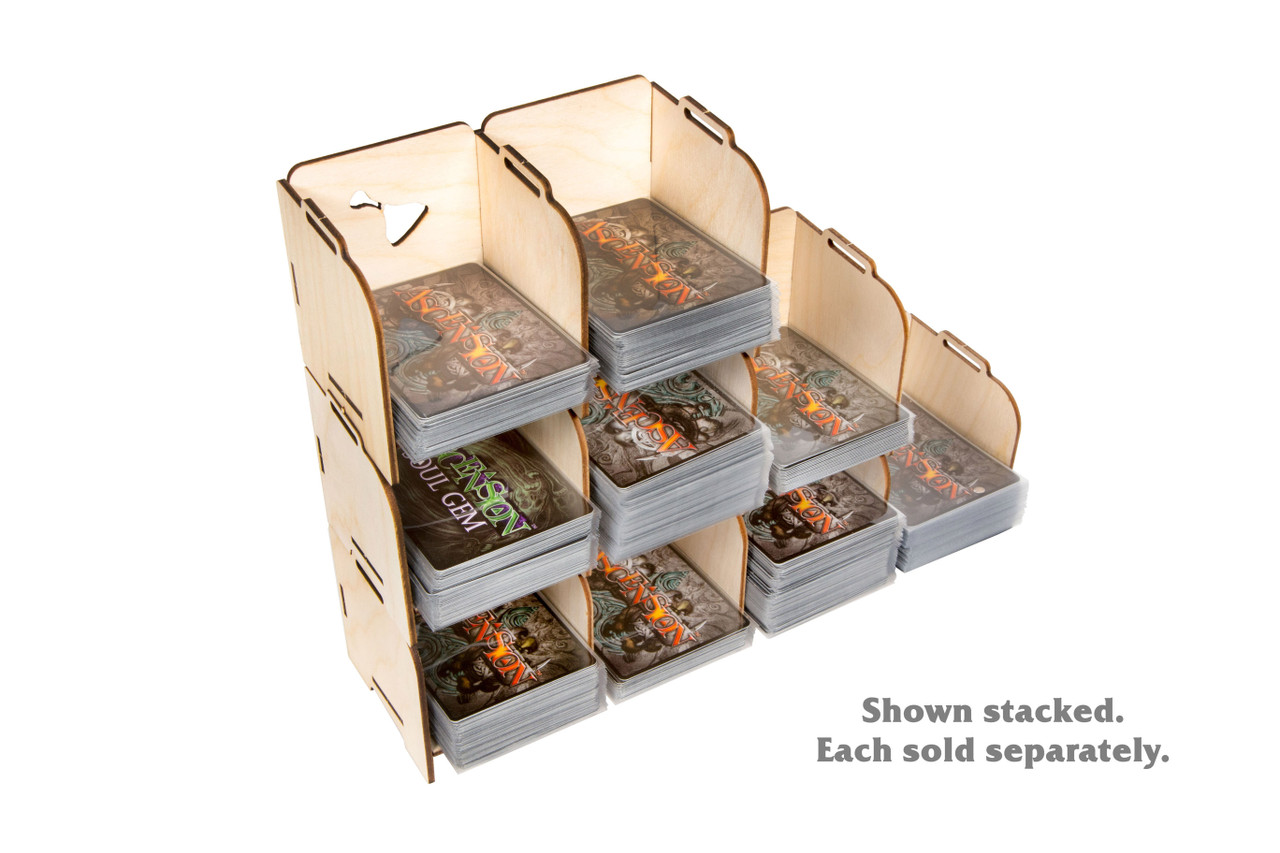 Stacking Tabletop Card Holder - Standard