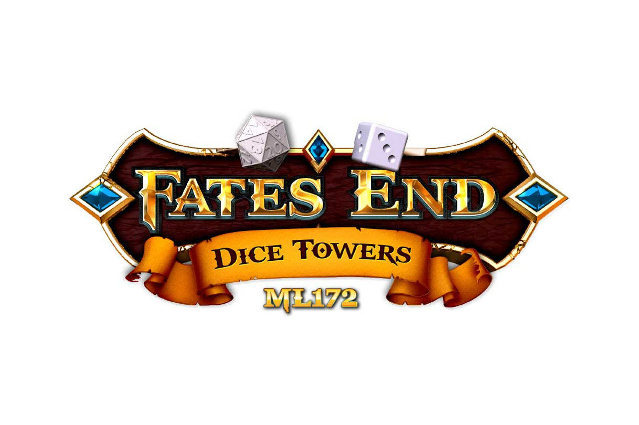 Fate's End Dice Tower-Wizard