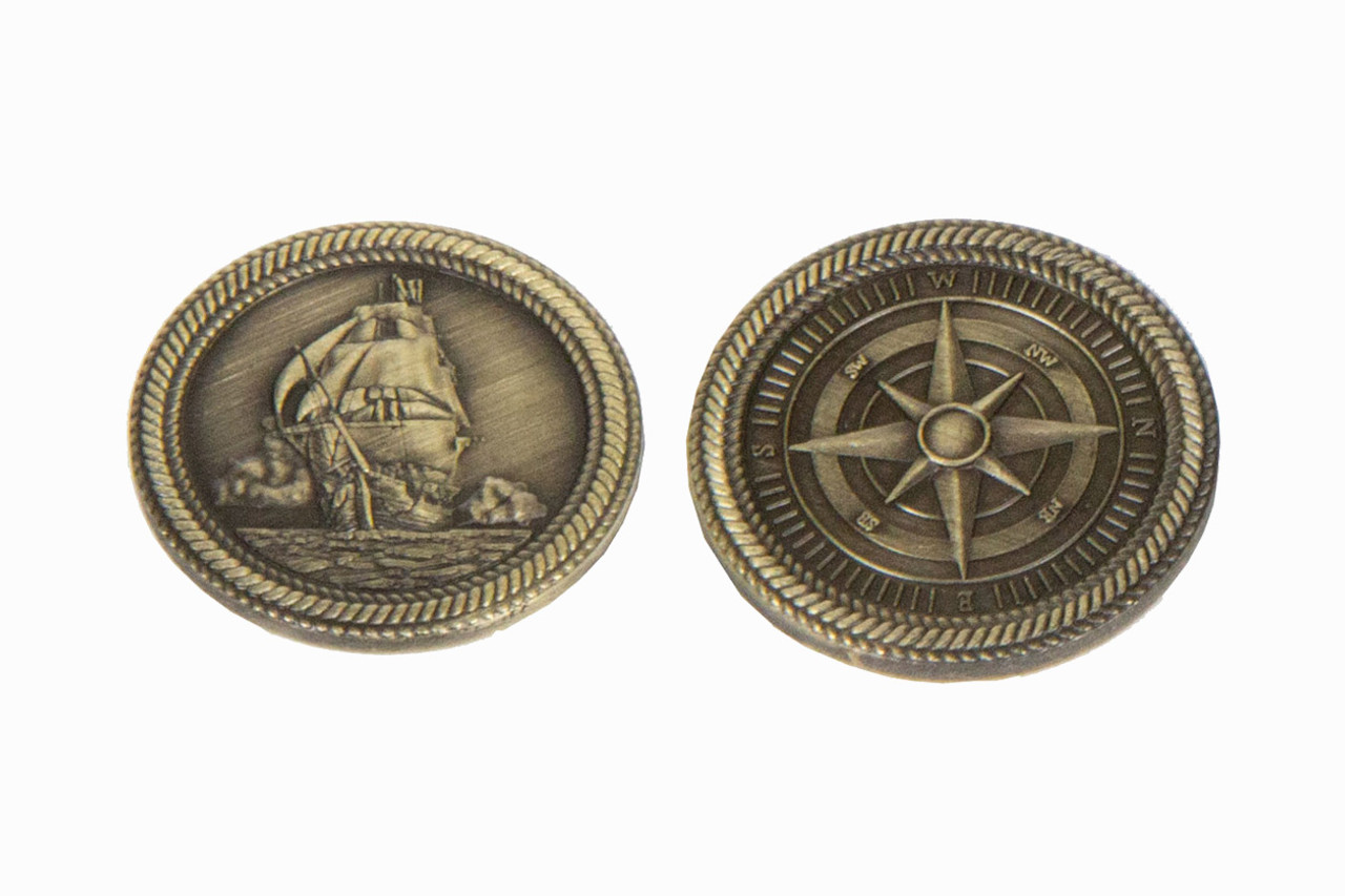 Fantasy Coins - Pirate Gold