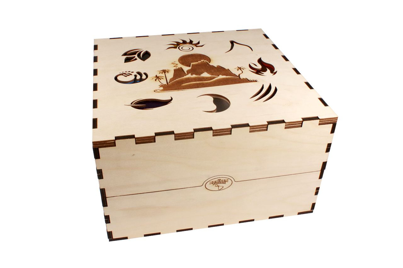 Game Crate compatible with Spirit Island