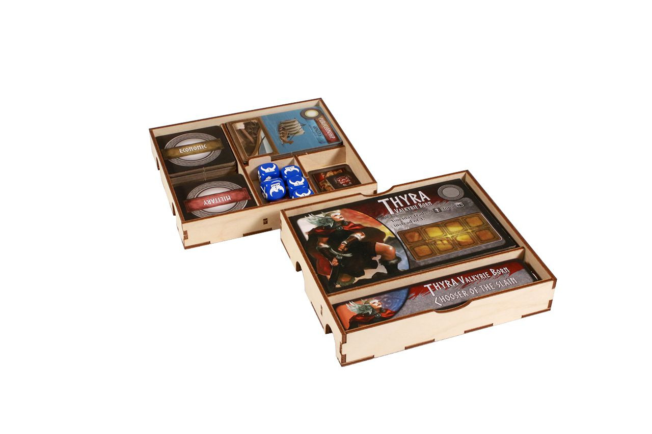 Game Organizer compatible with Champions of Midgard