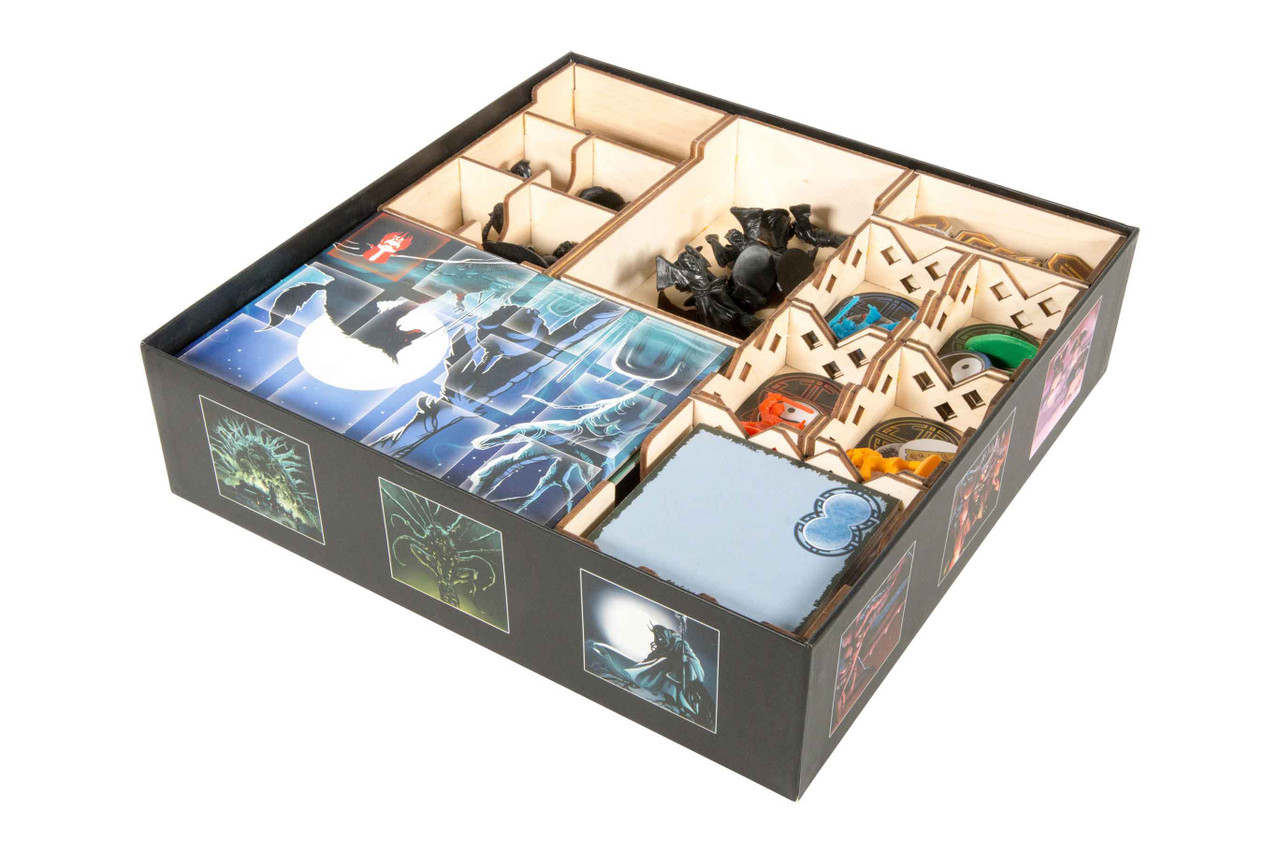 Ghostly Stories Organizer
