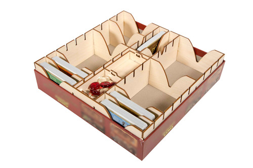 Game Organizer compatible with Red Dragon Inn Regular Box