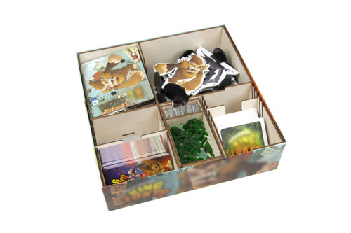 Game Organizer compatible with King of Tokyo