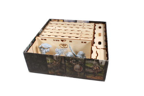 Game Organizer compatible with Blood Rage (2015)