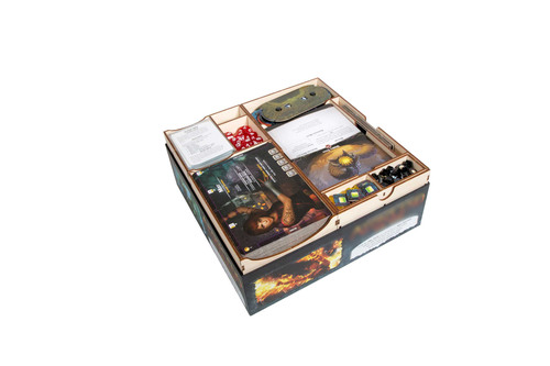 Game Organizer compatible with Aeon's End